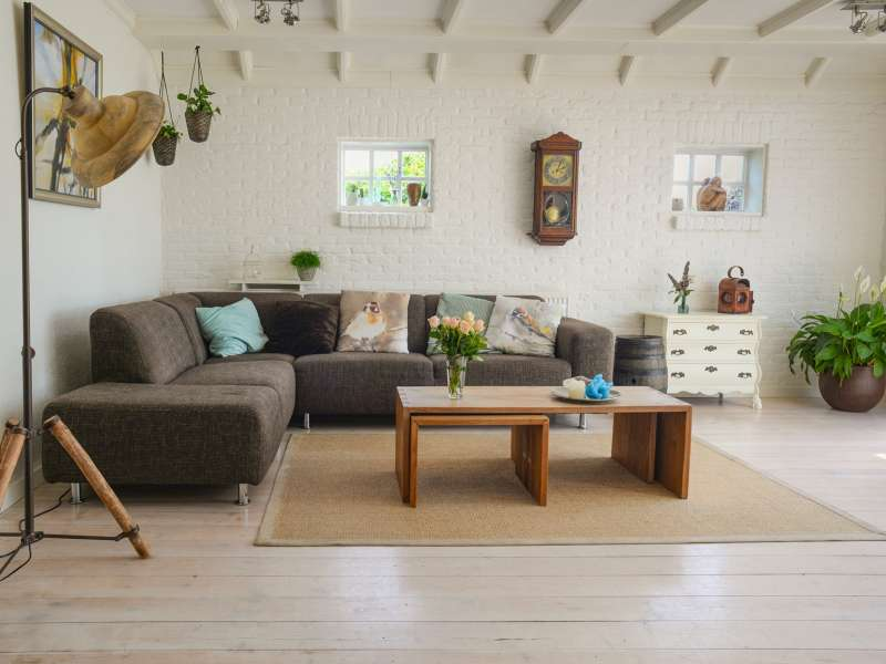 living room couch interior room