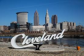 To show how cleveland ohio looks